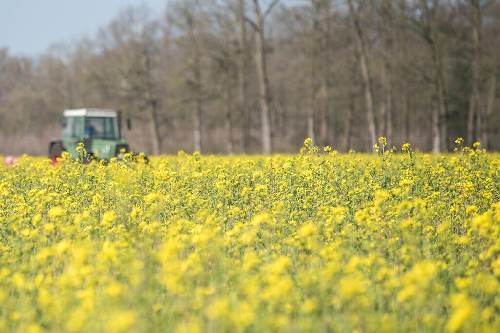 Jak doposażyć swoje maszyny rolnicze na wiosnę